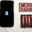 Emergency Mobile Charger Using AA Batteries [COMPLETE GUIDE]