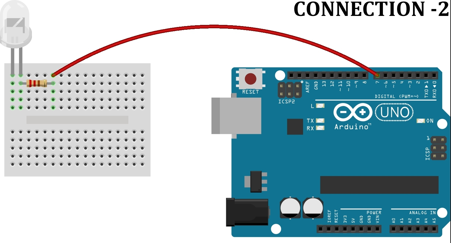 How to Blink an LED with Arduino?