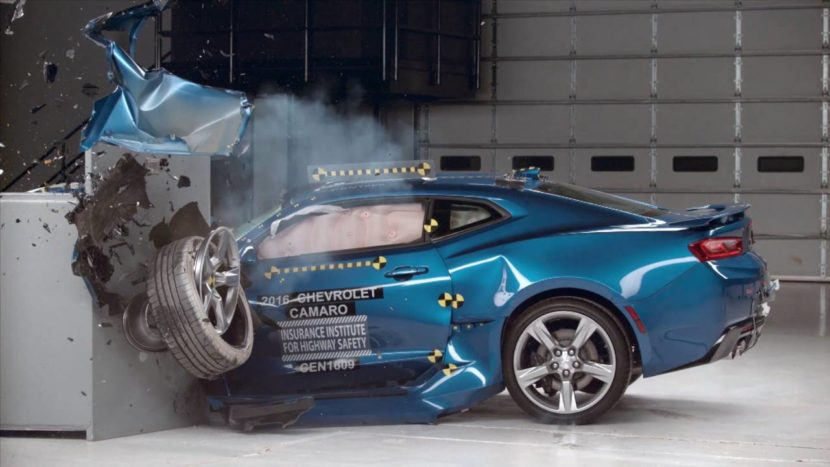 car crash tests
