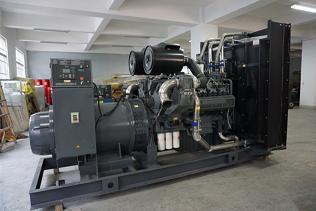 generator overheating