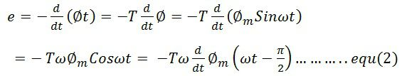 Transformer equation