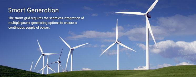 smart grid power production