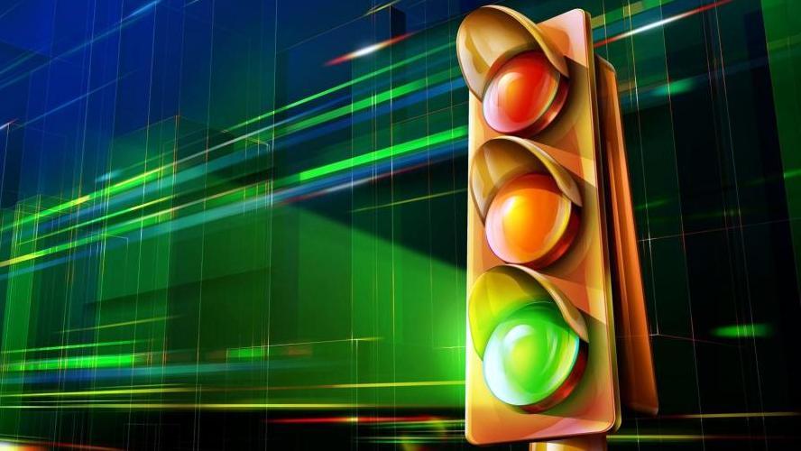 Arduino traffic light