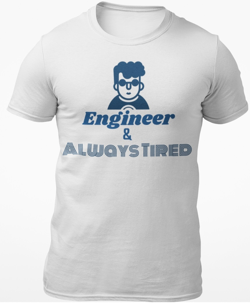 engineers are always bored