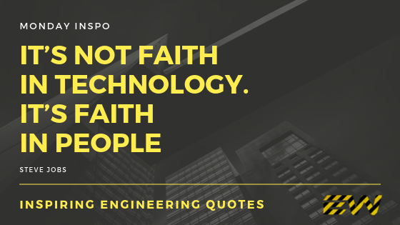 inspiring quote from engineers