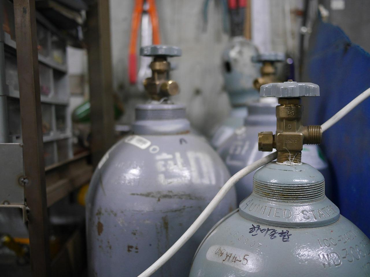 types of pressure vessel