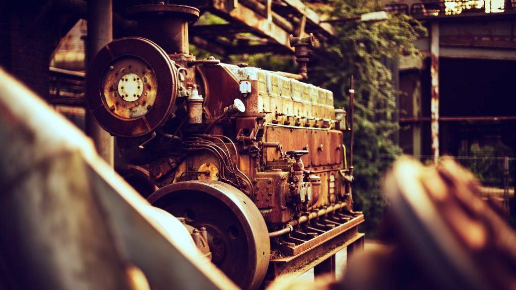 diesel generator overheating