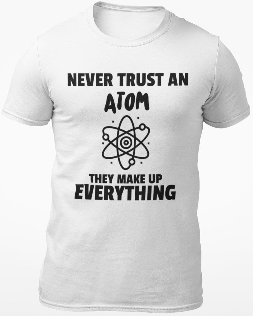atom tshirt