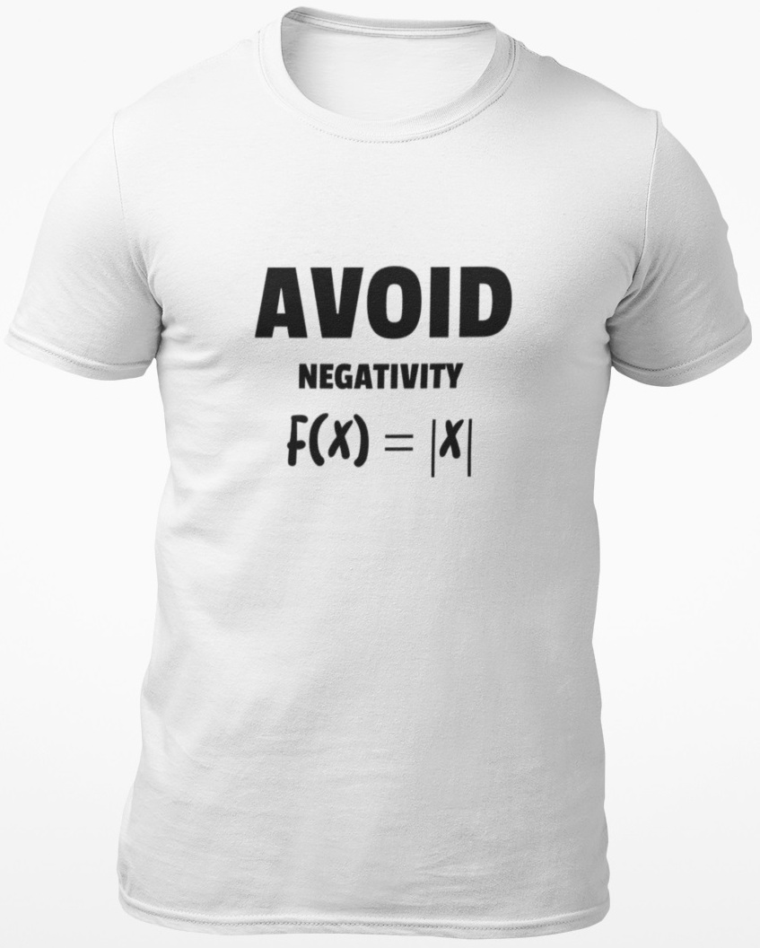 maths tshirt