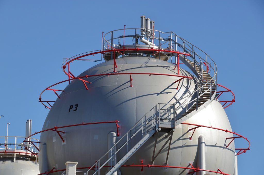 classification of pressure vessels