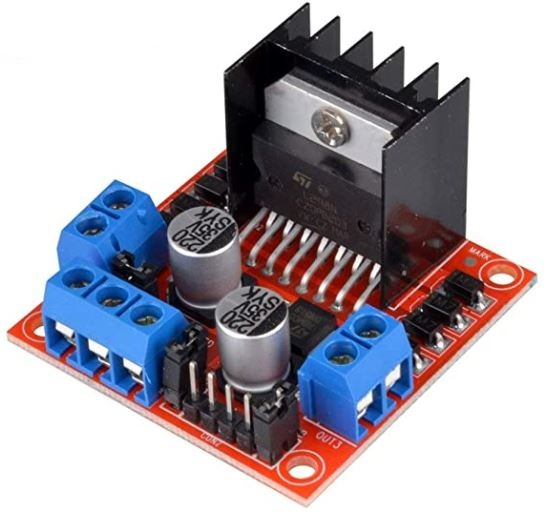 IC for motor control