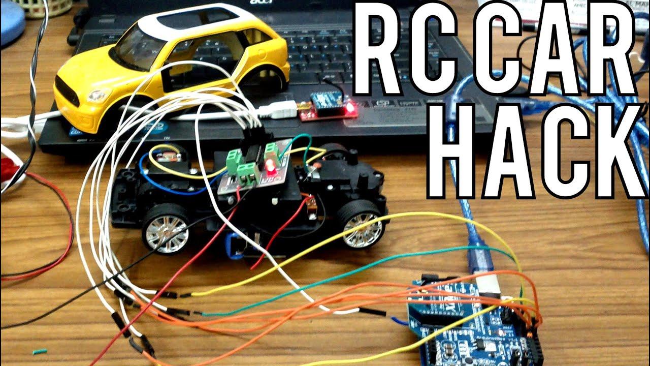 Hack RC Car
