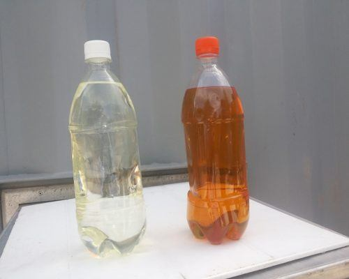 BDV oil comparison