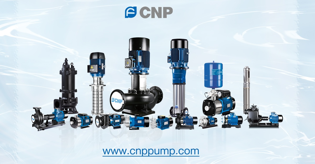 Pumps for Factories