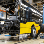 SETRA BUS Production