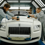 Rolls royce production