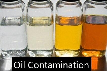 oil contamination
