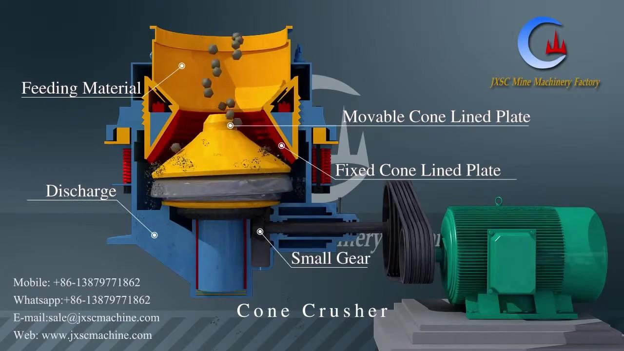 Cone Crushers